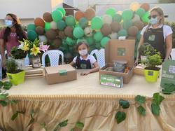 The Green Box, empresarios de CIS Preschool