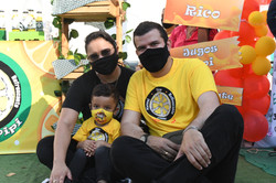 Jugos Pipi, empresarios de CIS Preschool