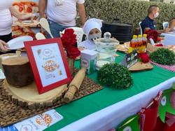 Happy Pizza, empresarios de CIS Preschool