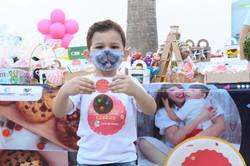 Magic Andy's Cookies, empresarios de CIS Preschool