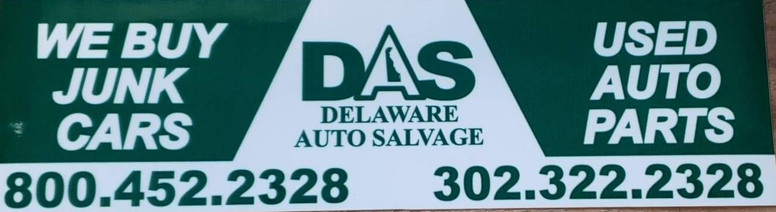 Delaware Auo Salvage