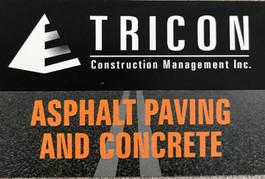 Tricon Construction Management, Inc