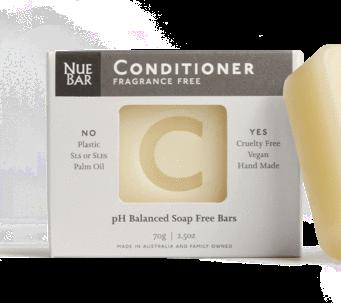 NueBar - Conditioner fragrance free