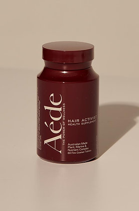 AEDE - Hair Activist, hair, skin, nails supplement