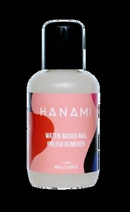 Hanami - NAIL POLISH REMOVER - WATER BASED