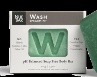 NueBar - Body Wash spearmint