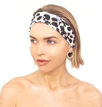 LOUVELLE - Seraphine Headband in Petite Afrique