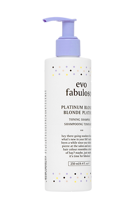 Evo Fabuloso - Platinum Blonde Shampoo