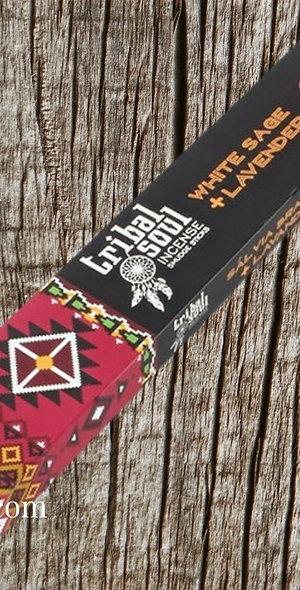 Tribal Soul Incense Sticks 1 pack