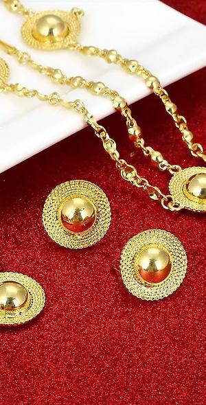 Empress Jewellery Set