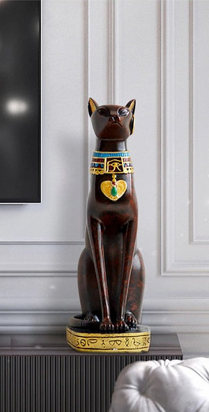 Bast Cat Figurine