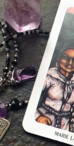 High Priestess Crystal Waistbead