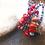 Thumbnail: Erzulie Dantor Crystal Waistbead
