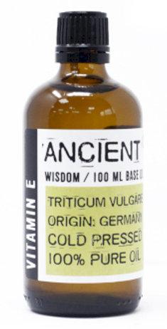 Vitamin E Carrier Oil 100ml
