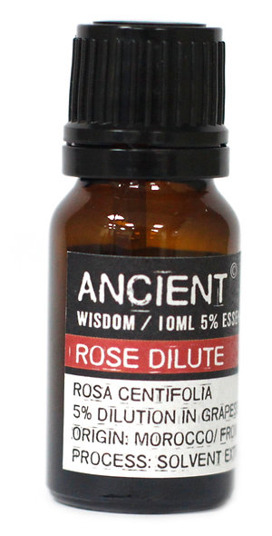 Rose Dilute Essential Oil 10ml