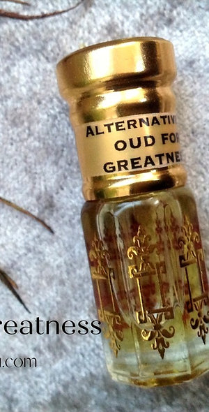 Oud of Greatness Perfume Oil