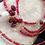 Thumbnail: Sekhmet Fire Crystal Waistbead