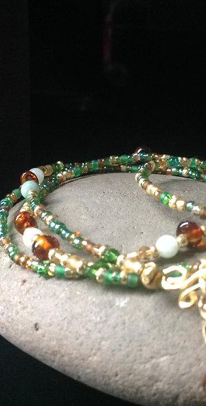 The Jade Empress Crystal Waistbead