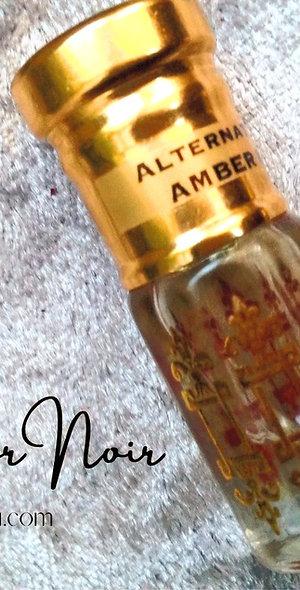Amber Noir Perfume Oil