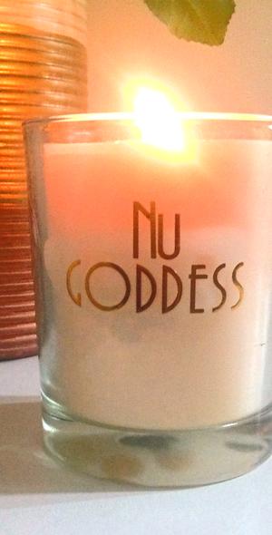 Nu Goddess Luxury Soya Candles