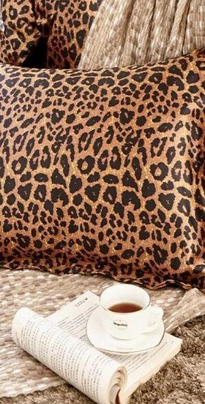 Luxury Satin Silk Pillowcases