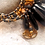 Thumbnail: Black Lotus Crystal Waistbeads