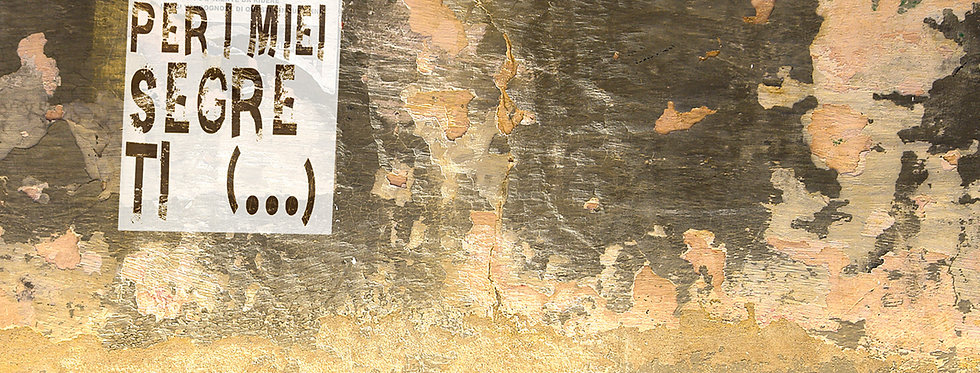 SECRET WALL - Digital file