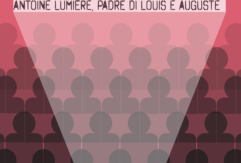 SENZA FUTURO - LUMIERE - Opera digitale