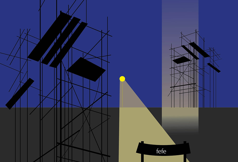 FEDERICO FELLINI. 8 ½  - Opera digitale