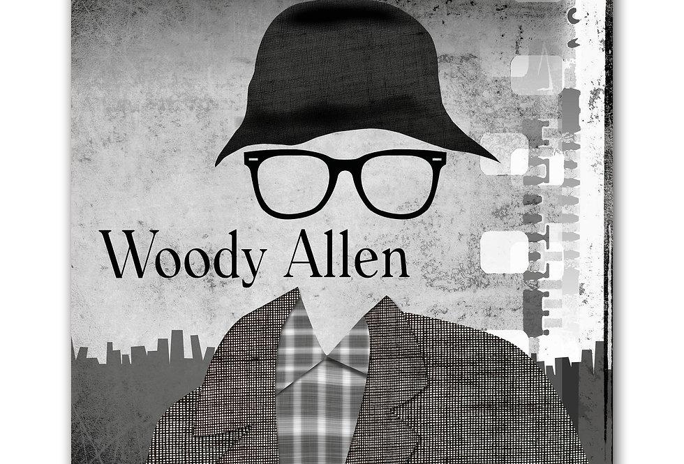 WOODY SU ALLEN - RITRATTO
