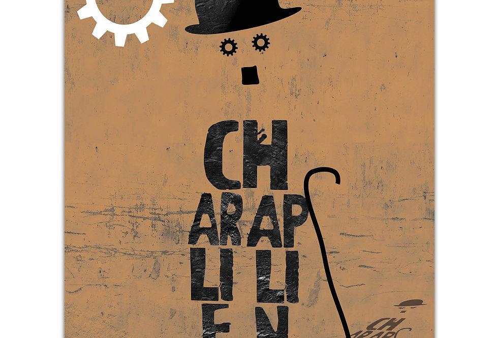 CHARLIE CHAPLIN - UN SORRISO