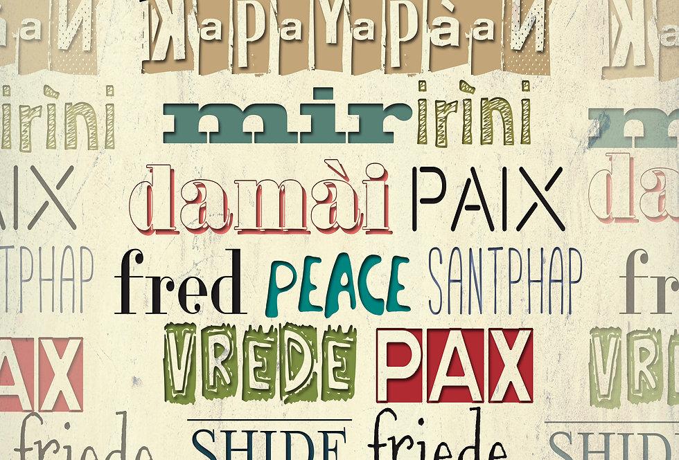 PEACE - Digital work