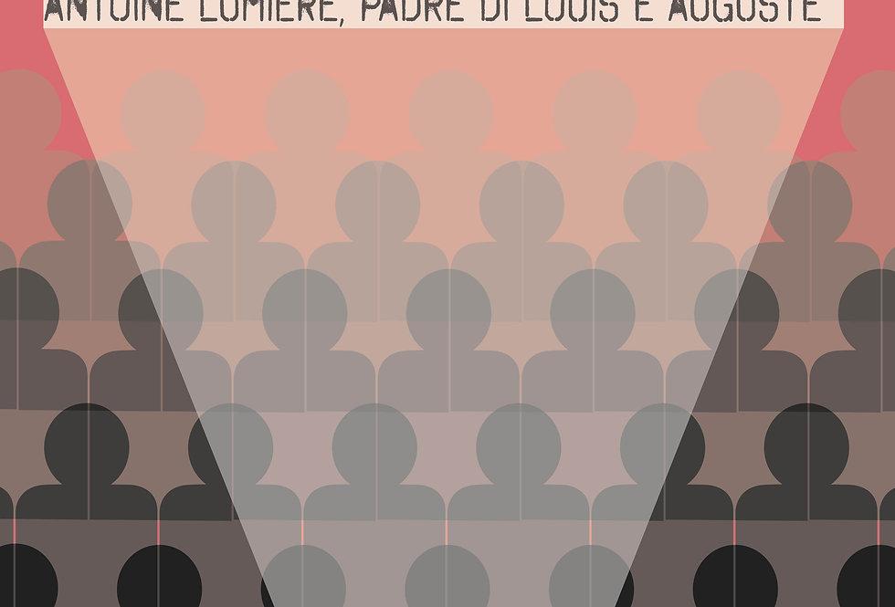 ANTOINE LUMIERE - Opera digitale