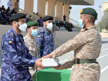 MoI Under-Secretary attends graduation of 15th class of national service recruits