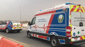 National Ambulance crews on standby to support 2020 #Abudhabigp for seventh year running