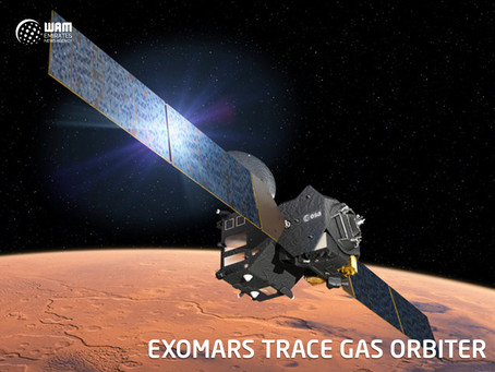 European Space Agency looks forward to 'Hope's exciting new discoveries'