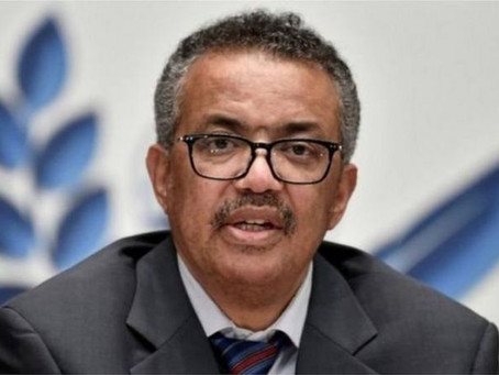 All hypotheses remain open', says WHO chief on pandemic's origin