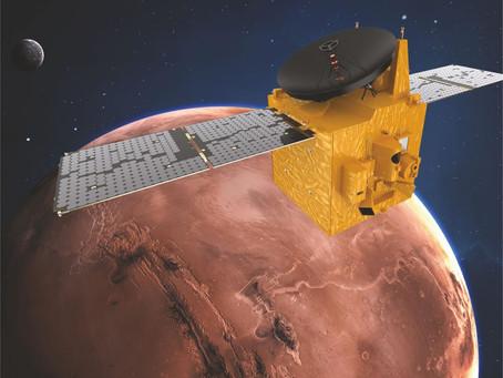 Breaking: UAE's Hope Probe reaches Mars orbit