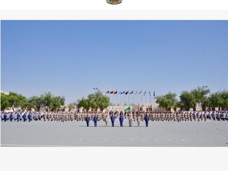 تخريج الدفعة الـ 15 من مجندي الخدمة الوطنية