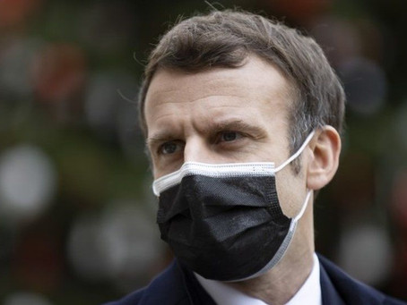 Emmanuel Macron: French president tests positive for Covid