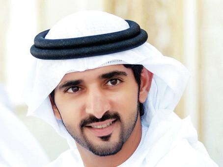 حمدان بن محمد: تجارة دبي الخارجية نمت 10% في الربع الأول من 2021
