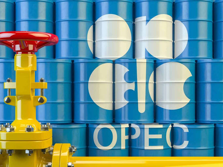 OPEC daily basket price stood at $39.08 a barrel Monday