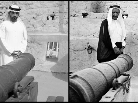 حمدان بن محمد يطلق مشروع إعادة تأهيل حصن الفهيدي التاريخي