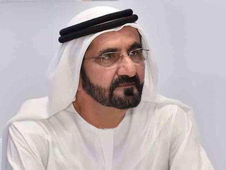 محمد بن راشد: انتخاب الإمارات لعضوية مجلس الأمن يعكس دبلوماسيتها النشطة