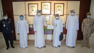 Sharjah's Ports and Border Points Committee discusses implementing smart land ports system
