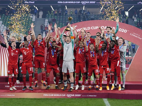 Bayern Munich complete sextuple after beating UANL Tigres to win FIFA Club World Cup