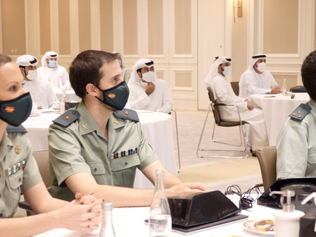 Ministry of Interior's anti-money laundering course with Spanish counterpart concludes