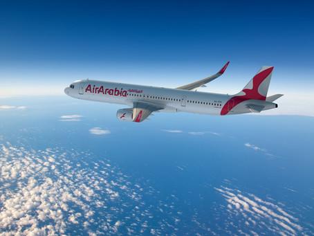 Air Arabia resumes flights to Colombo