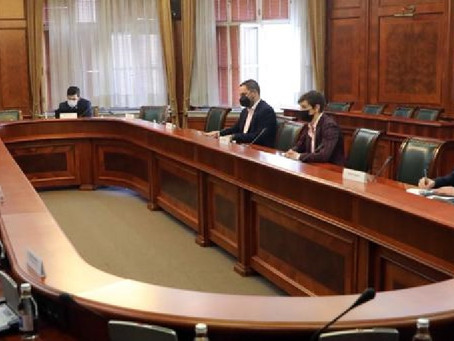 UAE Ambassador reviews cooperation with Serbia in infrastructure, transportation