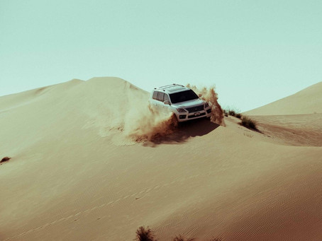 DCT Abu Dhabi offers visitors exciting off-road adventures